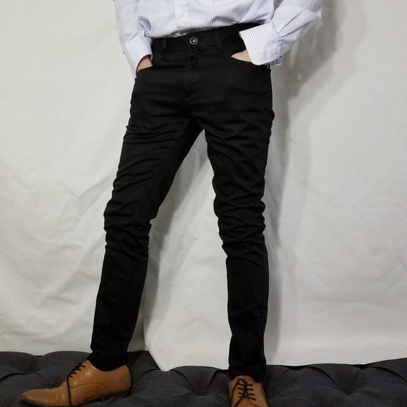 34bf20a4e1 Zara Men's Skinny Black Pants - USA29